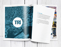 Trifold Capabilities Book