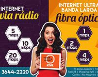 RNR Internet | Publicação em Revista
