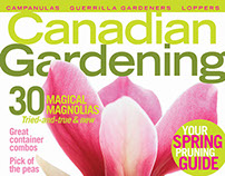 Canadian Gardening | Editorial Covers