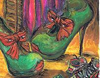 La paire de chaussures (Pierre Gripari)