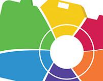 Marcos González Fotografía Logo Design