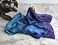 Maria Cristina Ballarin Textile design