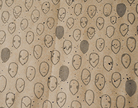 Face Pattern Print