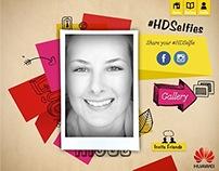 Huawei HD Selfies