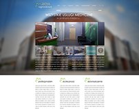 Ogrodowa Medical Center - Web Design
