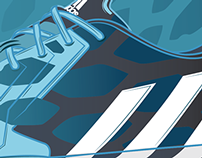 Adidas Predator Illustration