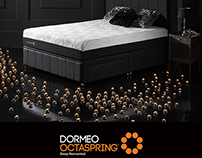 Dormeo Octaspring UK, Literature Design
