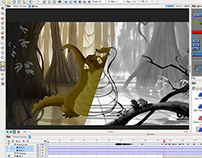 The Princess and The Frog - Animation Tutorial