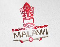 MALAWI - Logotipo Corporativo / Identity Logo