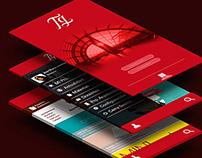 Think Graphic – App. Universidad Piloto de Colombia.