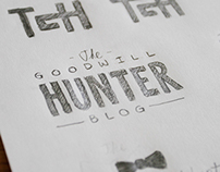 The Goodwill Hunter Blog Logo