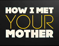 How I Met Your Mother // Photo Booth
