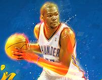 • Kevin Durant • MVP •