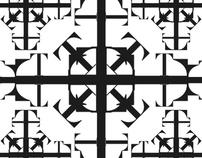 pattern T