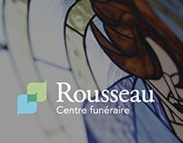 Centre funéraire Rousseau - site Web