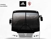 zamalek sc (Bus) Designs