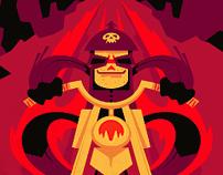 Hell rider