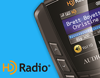 HD Radio – Consumer and Trade Marketing