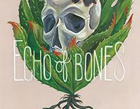 Echo Of Bones - Poetry Book Amazon