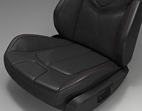 SPORT SEAT MAYA MODEL