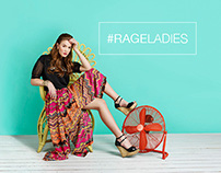 Rage Summer 2014 Collection