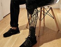 Exo Prosthetic Leg
