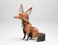 The Paper Fox  - Development