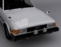 Retro Sedan