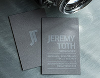 Jeremy Toth Business Card