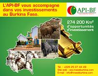Agence de Promotion des Investissements du Burkina Faso