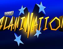 IHWE Texas pro wrestling Slamination campaign