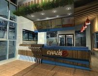 Nom Nom & Chalise Cafe