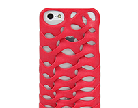 Plait pattern for for IPhone5(S) case