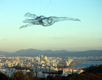 Seoul Flying Man