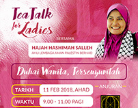 Tea Talk for Ladies