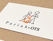 Pariah.OTS Logo & Branding