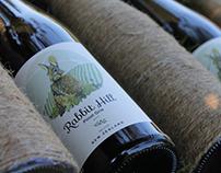 Rabbit Hill Estate Wine Label