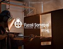 Fucoli Somepal : Fundição de Ferro SA