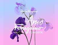 Salvatore Ferragamo Amo Flowerful