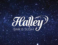 Halley • Branding