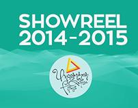 UnCommonSense - SHOWREEL GFX 2015