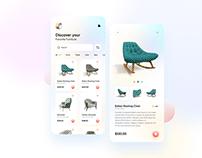 Furniture Shop Mobile Apps