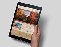 Grand West Website Design