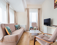 Borowinowa Apartments / booking.com