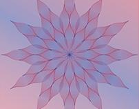 Sakuras - Geometric posters