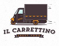 IL CARRETTINO - Logo Design