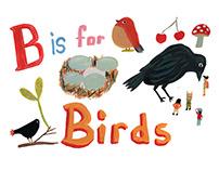 Bird Home Decor Line