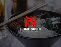 Home Sushi — Complete Menu