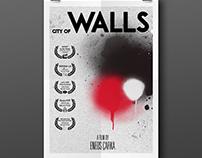 """City of Walls"" - Film Poster"