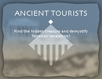Ancient Tourists | A location based game